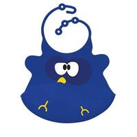 Hoot Owl Silicone Bib, Pack Of 5