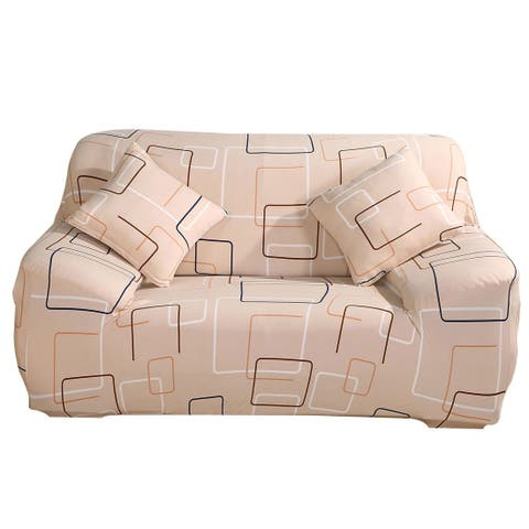 Buy Mid-Century Modern Sofa & Couch Slipcovers Online at Overstock ...