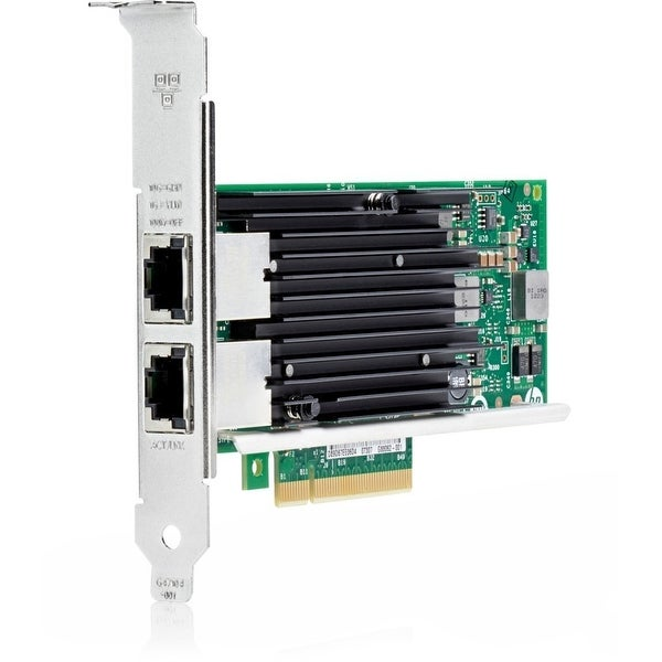 Hp 716591-B21 Pcie X8 Dual Copper Port 10G Server Adapter