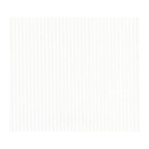 Agrippa Ivory Stripe Wallpaper - 20 x 396 x 0.025