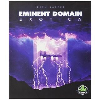 Eminent Domain Exotica Game