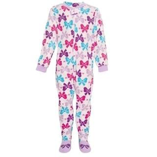 Vitamins Kids Little Girls Lilac Blue Bow Pattern Footed Pajama Jumper 3-4T|https://ak1.ostkcdn.com/images/products/is/images/direct/bc143f8b19f9662122f47569cd5363cfbf4213f9/Vitamins-Kids-Little-Girls-Lilac-Blue-Bow-Pattern-Footed-Pajama-Jumper-3-4T.jpg?impolicy=medium