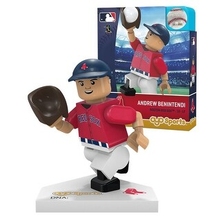 Boston Red Sox Andrew Benintendi Limited Edition Oyo Minifigure