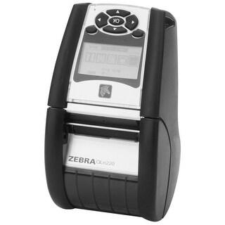 Zebra QLn220 Direct Thermal Printer - Monochrome - Portable - (Refurbished)