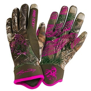 Legendary Whitetails Ladies Spider Web II Pro-Text Thinsulate Gloves