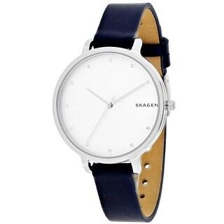 Skagen Women's Hagen SKW2581 Silver Dial watch