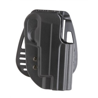 Uncle Mike's Tactical Kydex Open Top Hip Holster (30, Right Hand)