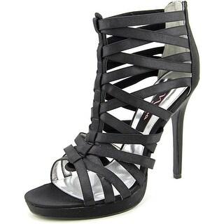 Nina Bouvier Open Toe Canvas Sandals