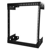 Startech Rk12wallo 12U Open Frame Wall Mount Server Equipmen Rack