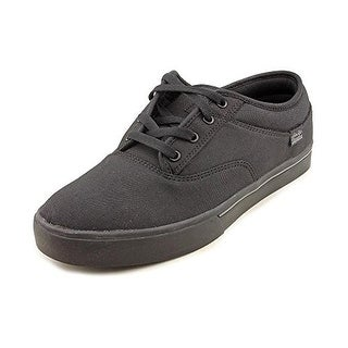 Etnies Jameson SMU Men Round Toe Canvas Black Skate Shoe