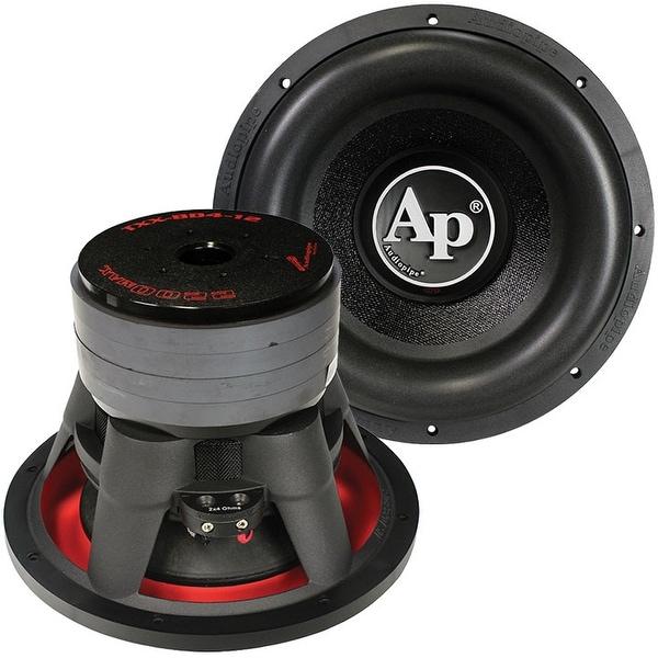 "Audiopipe 12"" Woofer 2200 Watts Dual 4 Ohm Vc"