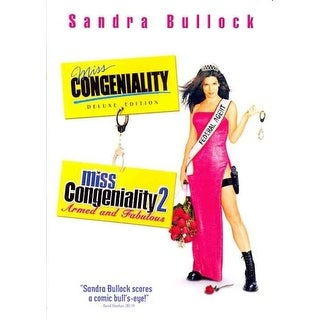 Miss Congeniality/Miss Congeniality 2 - DVD