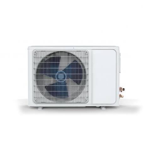 AUX 36000 BTU MINI Split Ductless Air Conditioner 230V 12Ft WiFi White