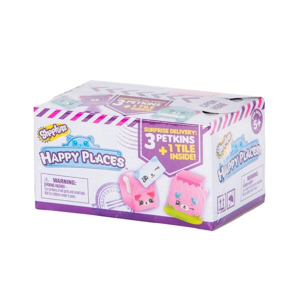 Shopkins Happy Places S2 Delivery Pack - multi