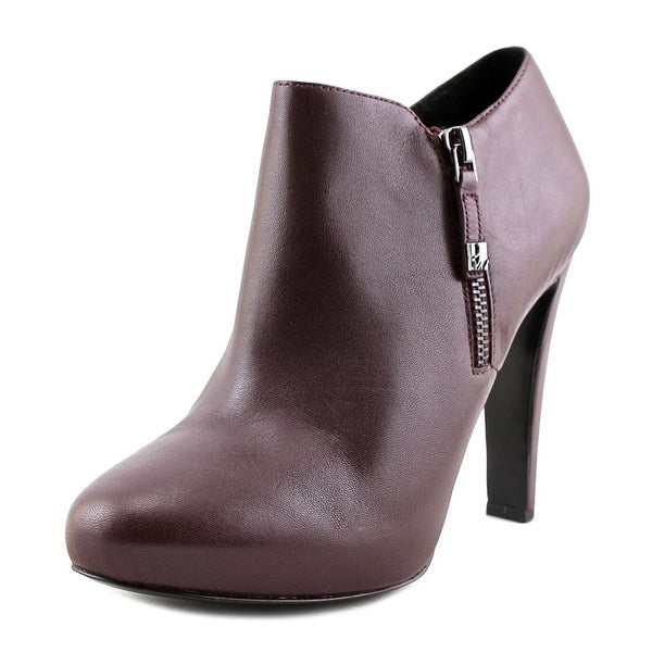 Nine West Binnie Women Wine Boots