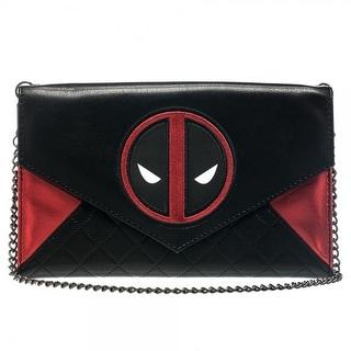 Marvel Deadpool Envelope Wallet w/ Chain