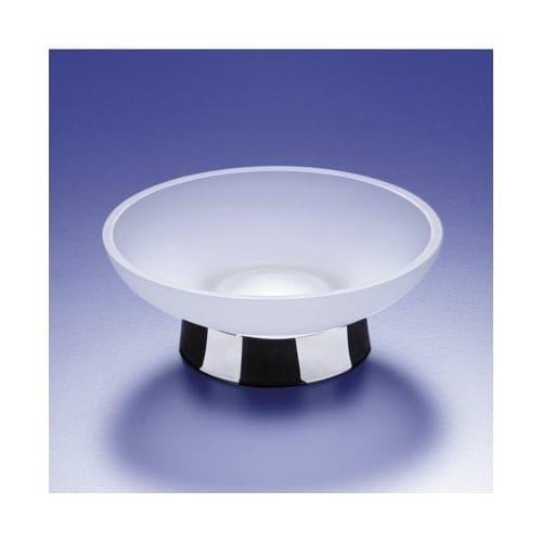 Nameeks 92117M  Windisch Free Standing Soap Dish - Chrome (Nickel Finish)