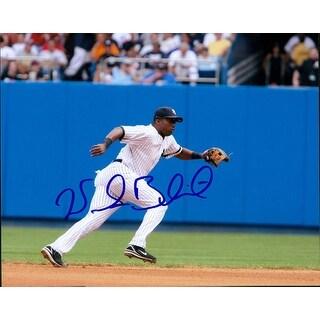 Signed Betemit Wilson New York Yankees 8x10 Photo autographed