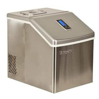 EdgeStar IP211 11 Inch Wide 2.2 Lbs. Capacity Portable Ice Maker with 20 Lbs. Daily Ice Production|https://ak1.ostkcdn.com/images/products/is/images/direct/bc27955e3fb63f259179c85efcd2383265633fde/EdgeStar-IP211-11-Inch-Wide-2.2-Lbs.-Capacity-Portable-Ice-Maker-with-20-Lbs.-Da.jpg?impolicy=medium