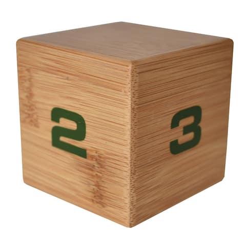 Datexx bamboo timecube 1-2-3-4 minutes dfw125