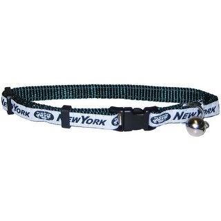 NFL New York Jets Cat Collar