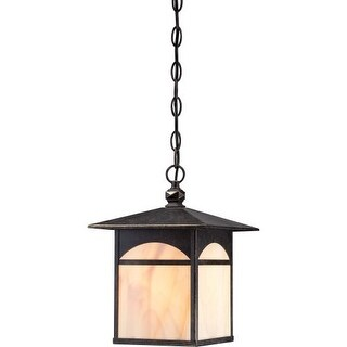 Nuvo Lighting 60/5754 Canyon ES 1 Light Outdoor Small Pendant