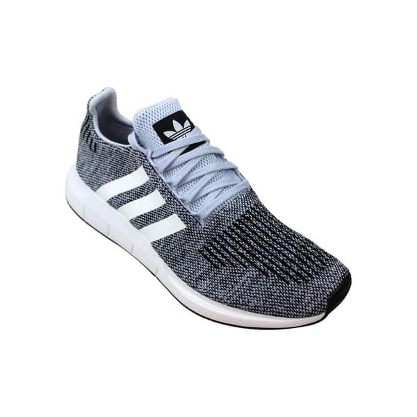 adolescentes Fanático comerciante  Adidas Swift Run Aero Blue/White CQ2122 Men's - Overstock - 27640687