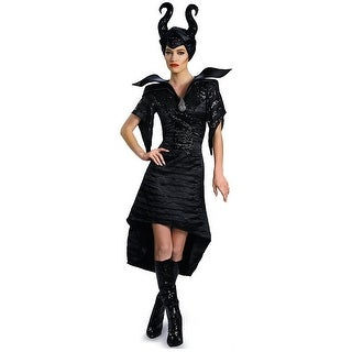 Maleficent Christening Gown Glam Deluxe