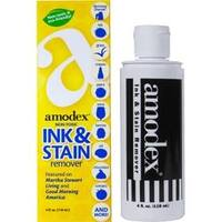 - Amodex Ink & Stain Remover 4Oz