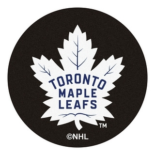 NHL - Toronto Maple Leafs Puck Mat