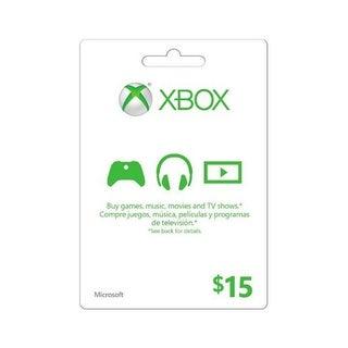 Microsoft Live Card 15 Dollars Microsoft Live Card 15 Dollars