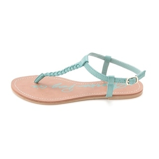 American Rag Women's Kelli Braided Thong Sandals