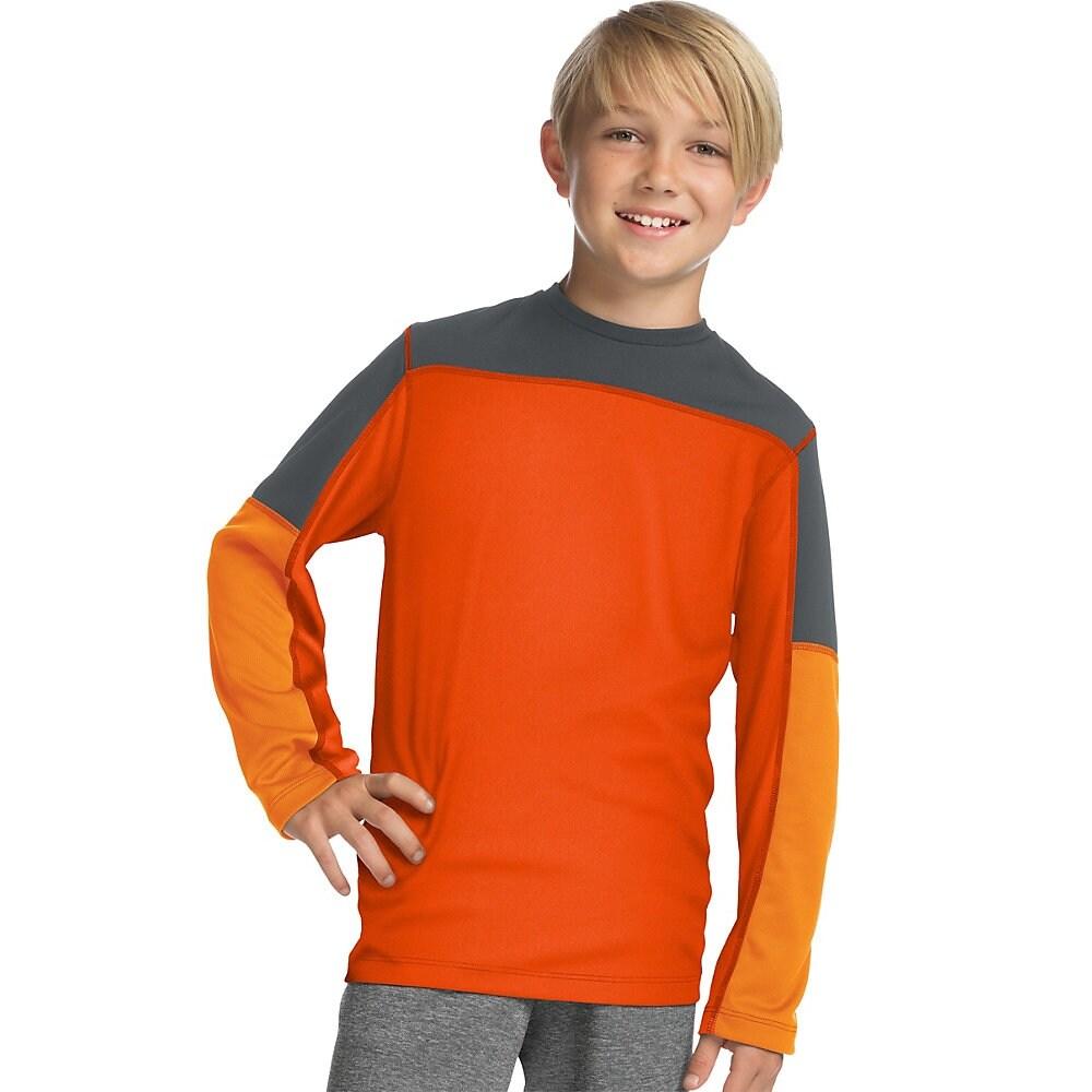 Hanes Sport Boys Graphic Sleeveless Tech Tee Shirt