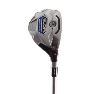 New TaylorMade SLDR 21* Hybrid #3 RH w/ Stiff Diamana D+ 90 Graphite Shaft