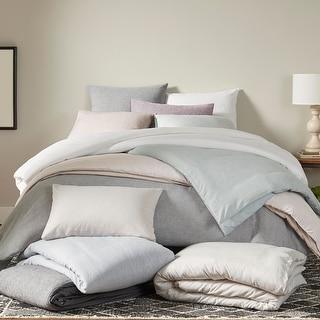 Link to ED Ellen DeGeneres Dream Linen Blend Duvet Cover Or Shams Similar Items in Duvet Covers & Sets