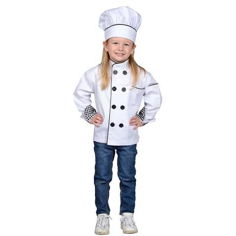 Chef Jacket & Hat