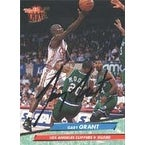 Gary Grant Los Angeles Clippers 1993 Fleer Ultra Autographed Card This item comes with a certifica