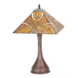 21 Inch H Glasgow Bungalow Table Lamp