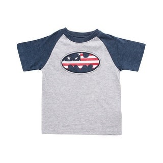 USA Themed Batman Toddlers T-Shirt (3 options available)