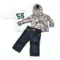 3 Piece Infant Girl Gift Set