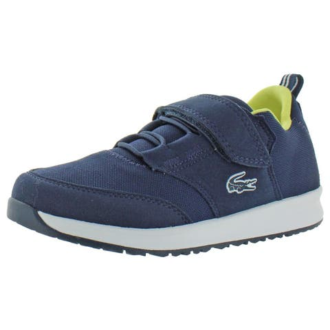 Lacoste Boys L.ight 119 1 SUC Sneakers Little Kid Canvas