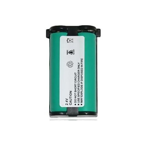 GE Nickel Metal Hydride Cordless Phone Battery - Nickel-Metal Hydride (NiMH) - 2.4V DC