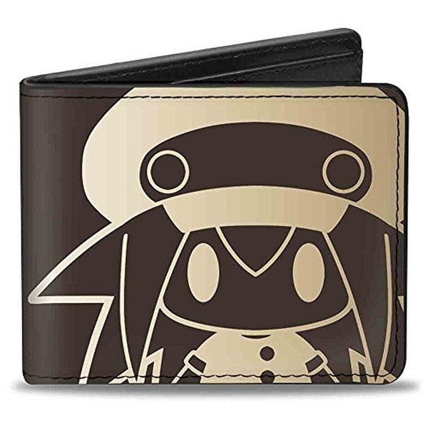 Buckle-Down Bifold Wallet MegaMan