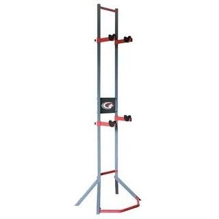Gear Up Platinum 2-Bike Freestanding Bicycle Storage Rack - 33062