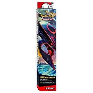 Shiny Mega Rayquaza Playmat (Pokmon Trading Card Game)