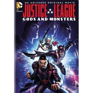JUSTICE LEAGUE-GODS & MONSTERS (DVD/FF-16X9/FR-SUB)
