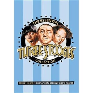IME DVB981380D The Essential Three Stooges Collection