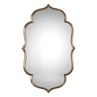 "40"" Moroccan Inspired Mirror Wall Decor"