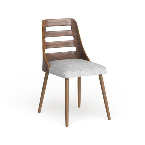 Carson Carrington Sala Mid-century Modern Dining Chair - N/A