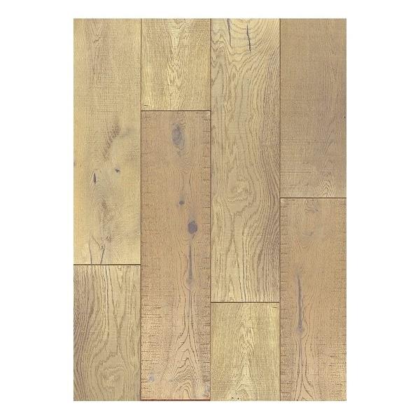 Shop Shasta 7 12 Engineered Hardwood Flooring Handscraped